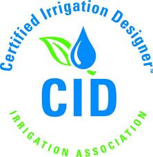 Certified Irrigation Designer
