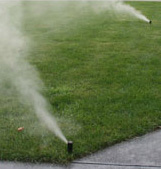 calgary sprinkler winterizing / fall blow out